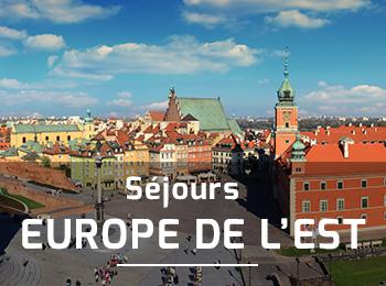 S�jours Europe de l'Est