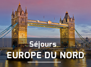 S�jours Europe du Nord