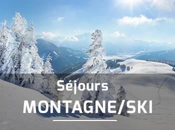S�jours montagne, Ski