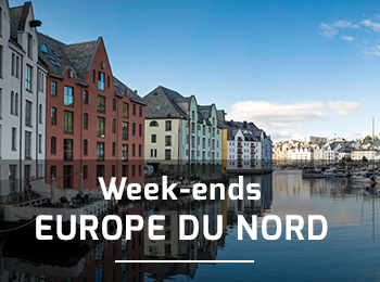 Week-ends et escapades en Europe du Nord