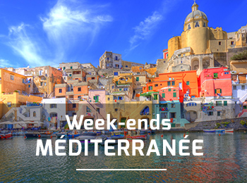 Week-end et escapades en M�diterran�e