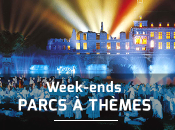Week ends et escapades parcs � th�mes