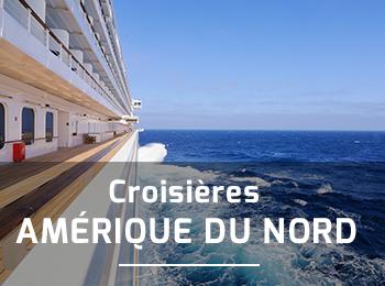 Croisi�res Am�rique du Nord