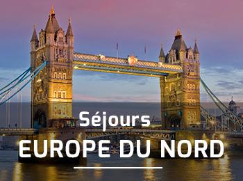 S�jours Europe du Nord