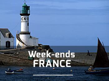 Week ends et escapades en France