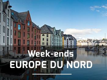 Week-ends et escapades en Europe du Nord