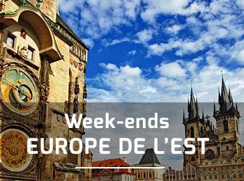 Week ends et escapades en Europe de l'Est