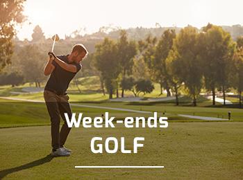 Week end et Escapades Golf