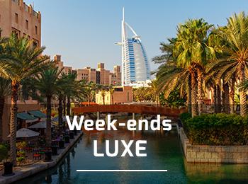 Week end et escapades Luxe